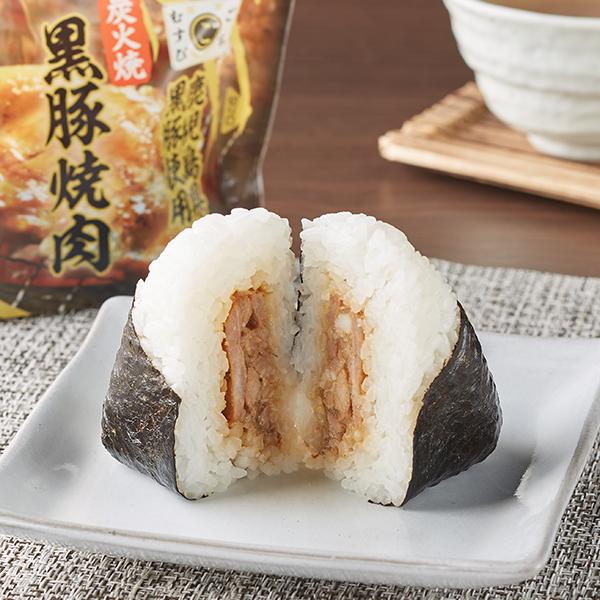 Image of いくら醤油漬けおむすび