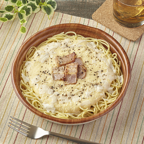 Image of 4種チーズのカルボナーラ