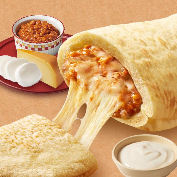 ハム ロールパン