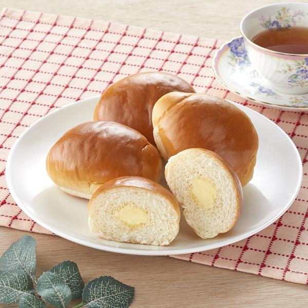 Image of マーガリン入りロールパン4個入0