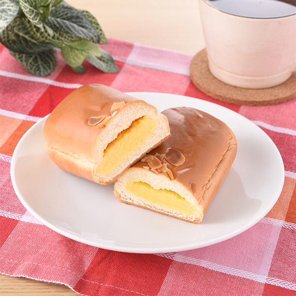 クリームを味わうクリームパン 商品情報 ファミリーマート