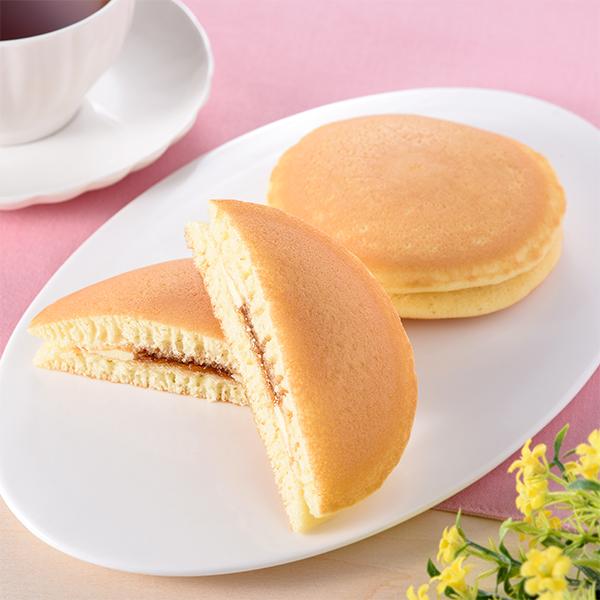 マン ファミマ ホット ケーキ