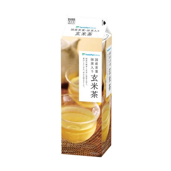Image of 玄米茶 1000ML