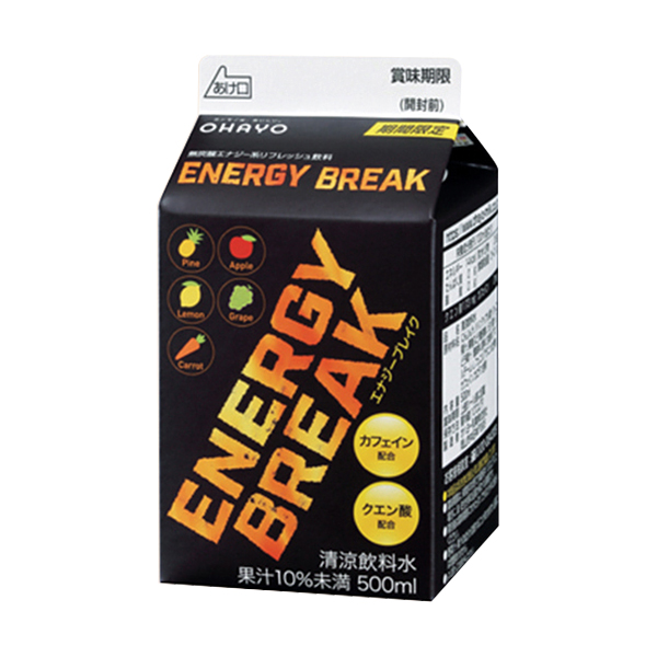 ENERGY BREAK