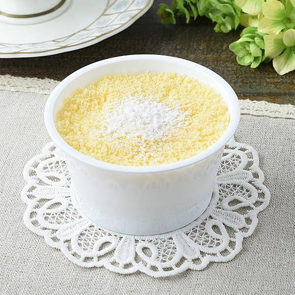 ベイクドチーズケーキのバウム