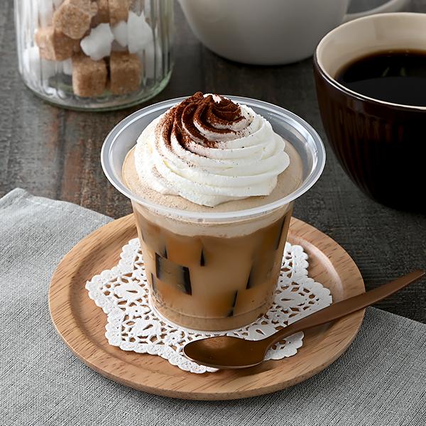 もっちり杏仁豆腐 マンゴー |商品情報|ファミリーマート